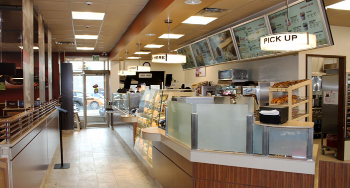 Tim Hortons Interior